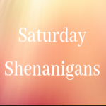 Group logo of Saturday Shenanigans